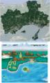Pokémon to real world Fiore Okayama Hyōgo Shodo Island.png
