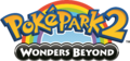 PokePark 2 English logo.png