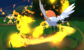 XY Prerelease Fletchling Flame Charge.png