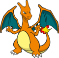 006Charizard Dream.png