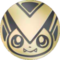 EVOBL Gold Victini Coin.png