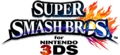 Super Smash Bros. for Nintendo 3DS logo.png