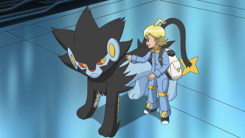 File:Clemont and Luxray.png