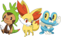 Kalos starters XY anime 2.png