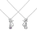 U-Treasure Necklace Espeon Silver.png