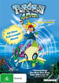 Celebi Voice of the Forest Region 4 DVD - Reel DVD.png