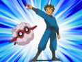Brock and Forretress.png