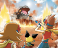 Ranger 3 Heatran mission art.png