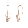 U-Treasure Earrings Umbreon Pink Gold.png