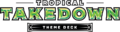 Tropical Takedown logo.png