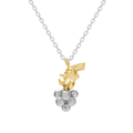 U-Treasure Necklace Pikachu Silver Yellow Gold.png