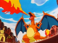 Ash Charizard newly evolved EP046.png