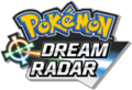 Pokémon Dream Radar logo EN.png