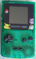 Pokémon Game Boy Color clear green.png
